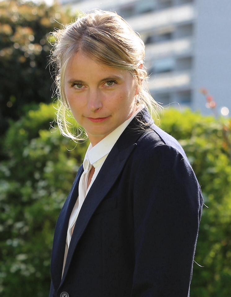 Stéphanie Pin Bosshart